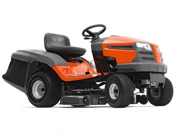 Садовый трактор HUSQVARNA TC 138L