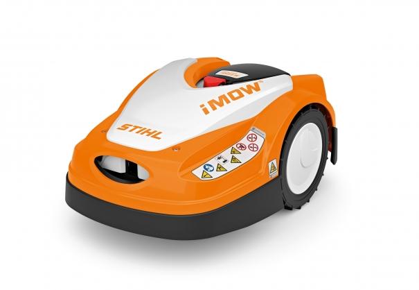 Аккумуляторная газонокосилка-робот STIHL RМI-422.0 P