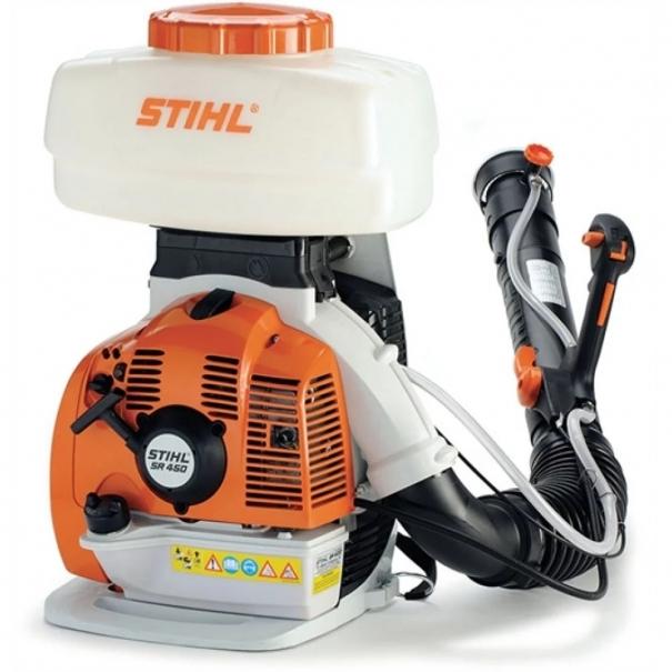 Бензиновый опрыскиватель STIHL SR-450