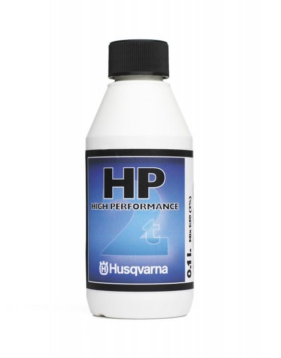 Масло HUSQVARNA HP для 2-тактных двигателей 0.1 л