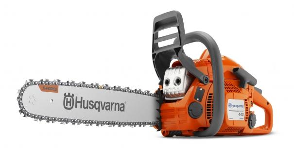 """Бензопила HUSQVARNA 440E II 15"""" 0.325"""" 1.3 мм."""