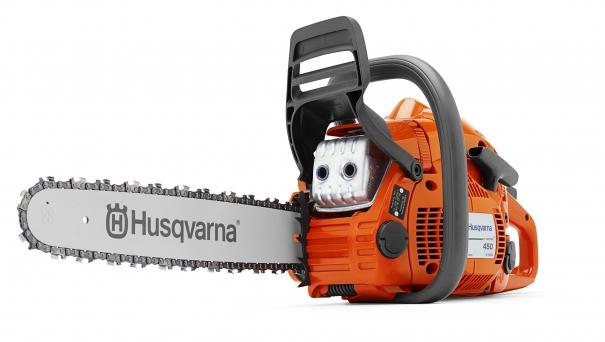 """Бензопила HUSQVARNA 450E II 15"""" 0.325"""" 1.3 мм."""
