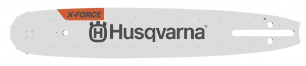 """Пильная шина HUSQVARNA X-FORCE 15"""" 0.325"""" 1.3 мм 64 зв."""