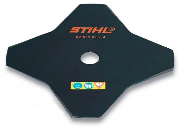 Триммерный диск STIHL 4Z 230 мм 25.4 мм