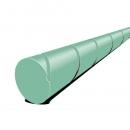 Леска триммерная STIHL бесшумная круг. сечения 2.0 мм 14 м , картинка 2